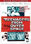 Teenagers from Outer Space 海报