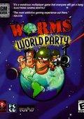 百战天虫:世界派对 海报