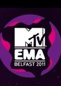 2011MTV欧洲音乐录影带大奖颁奖典礼 海报