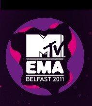 2011MTV欧洲音乐录影带大奖颁奖典礼