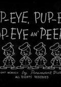 Pip-eye, Pup-eye, Poop-eye an' Peep-eye 海报
