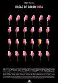 Rosas de color rosa 海报