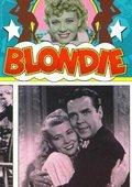 Blondie Goes to College 海报