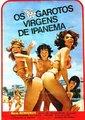 Os garotos Virgens de Ipanema
