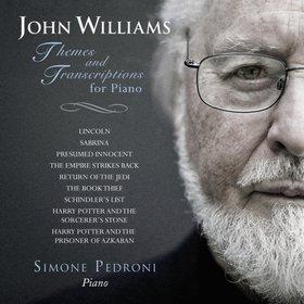 Simone Pedroni -《约翰·威廉姆斯:电影主题钢琴改编曲》(John Williams: Themes And Transcriptions For Piano)[MP3]