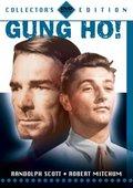 'Gung Ho!': The Story of Carlson's Makin Island Raiders 海报