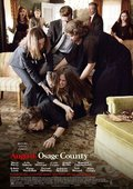 八月:奥色治郡 海报
