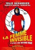 La femme invisible (d'après une histoire vraie) 海报