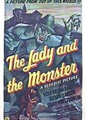 The Lady and the Monster 海报