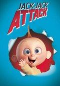 小杰克的攻击 海报