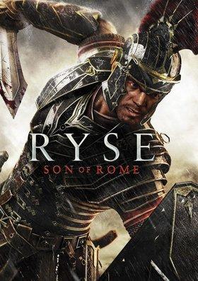崛起:罗马之子海报