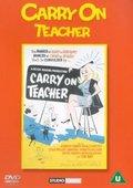 Carry on Teacher 海报