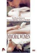 三个不道德的女人 海报
