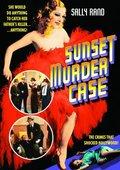 Sunset Murder Case 海报