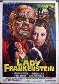 Lady Frankenstein 海报