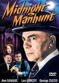 Midnight Manhunt 海报
