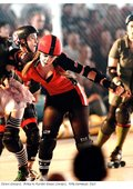 Blood on the Flat Track: The Rise of the Rat City Rollergirls 海报