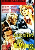 Dr. Mabuse vs. Scotland Yard 海报