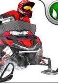 雪地摩托赛车 海报