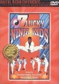 7 Lucky Ninja Kids 海报