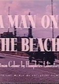 A Man on the Beach 海报