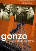 Gonzo Music Diaries, NYC 海报