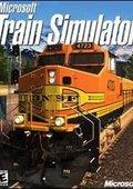 微软模拟火车 海报
