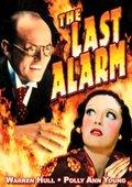 The Last Alarm 海报