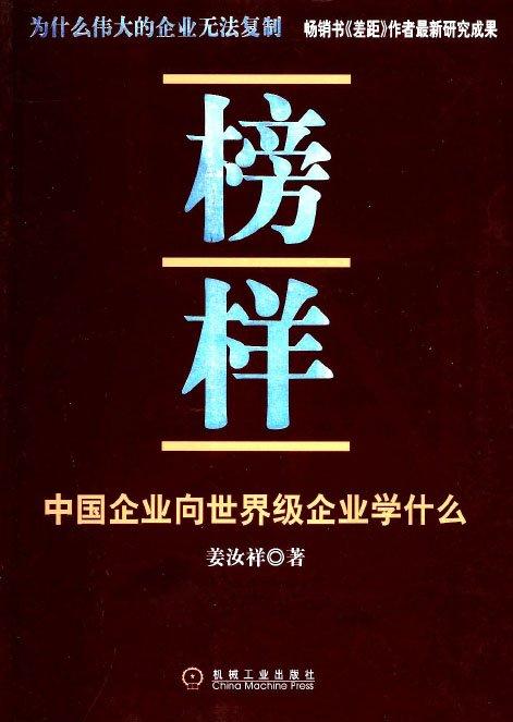 《榜样:中国企业向世界级企业学什么》扫描版[PDF]
