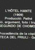 The Haunted Hotel 海报