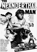 The Neanderthal Man 海报