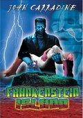 Frankenstein Island 海报