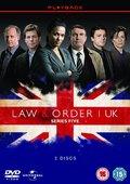 法律与秩序 英版 第五季 海报