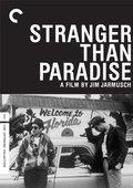 Strangers in Paradise 海报