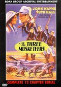 The Three Musketeers 海报