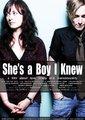 我知道她是个男孩