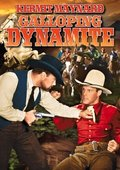 Galloping Dynamite 海报