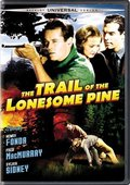 The Trail of the Lonesome Pine 海报