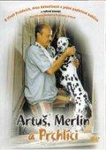 Artus, Merlin a Prchlici 海报