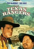 The Texas Rangers 海报