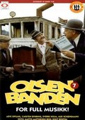 Olsenbanden for full musikk 海报