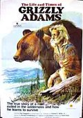 The Life and Times of Grizzly Adams 海报