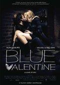蓝色情人节 海报