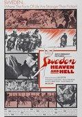 瑞典:天堂和地狱 海报