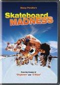 Skateboard Madness 海报