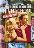 High School Confidential! 海报