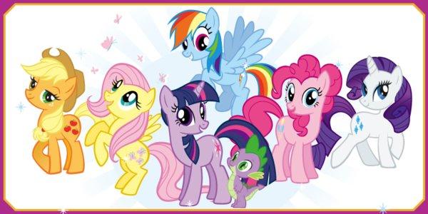 我的小马驹:友谊是魔法