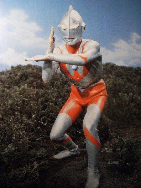 初代奥特曼(ultraman)