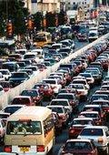 NHK:北京大拥堵