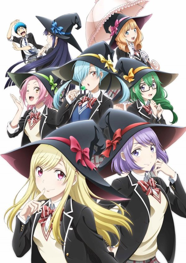 山田君与7个魔女2_和山田君与7个魔女话题相关的微博